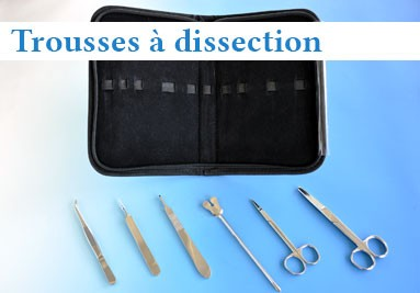 Trousses à dissection